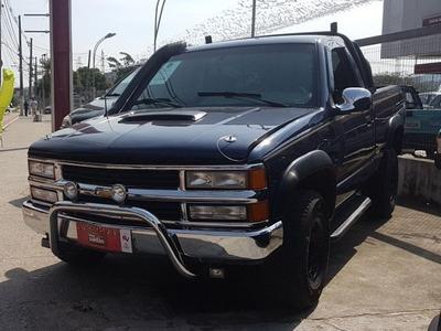 Chevrolet Silverado Dlx 4x2 Cabine Simples 4.1 Mpfi 18v