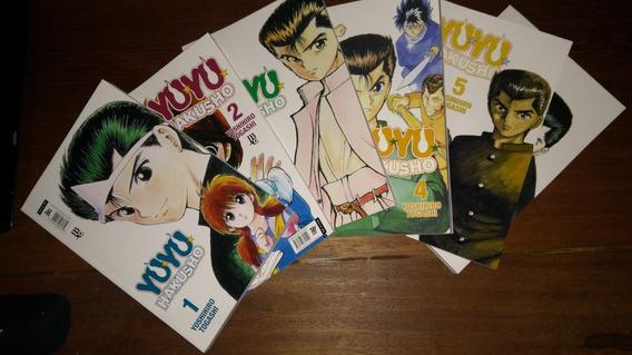Yuyu Hakusho - Editora Jbc 01 Ao 19