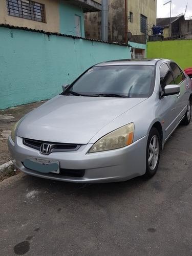 Imagem 1 de 15 de Honda Accord 2005 3.0 V6 Ex 4p
