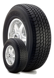 Combo 2 Neumaticos 255/70 R15 Dueler Ht 840 Bridgestone