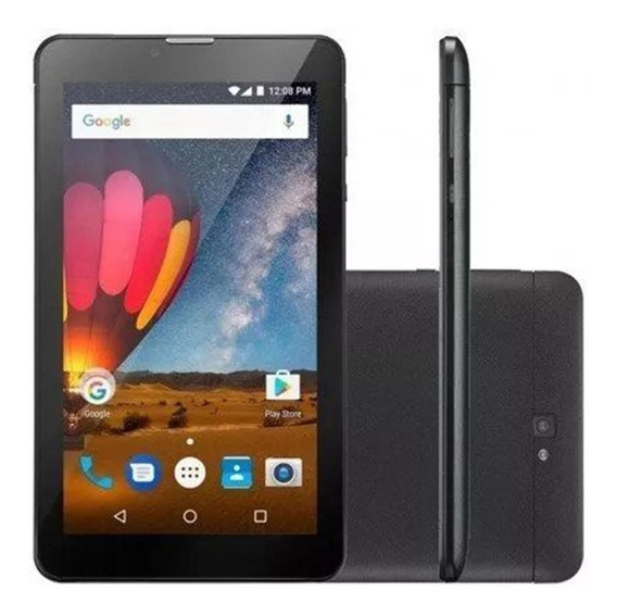 Tablet Multilaser M7 Plus Quad Core 1gb Ram Outlet Loi