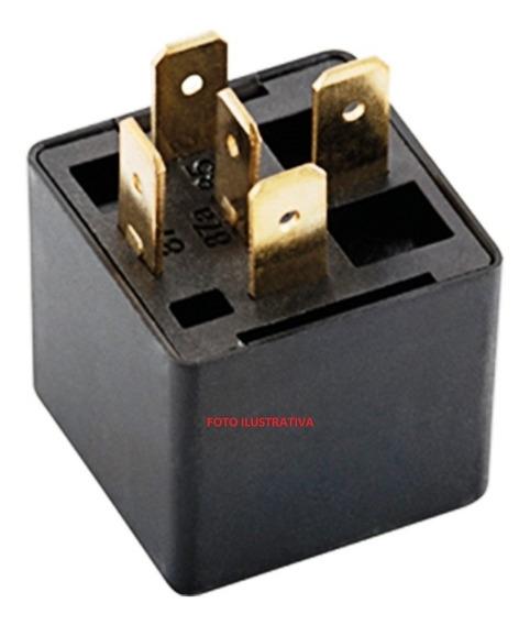 Rele Trava Eletrico P/ 7 Saidas C/suporte - Tempra
