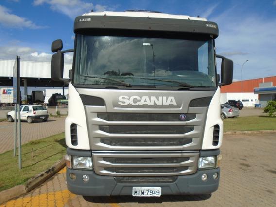 Scania G 420 6x4 2011