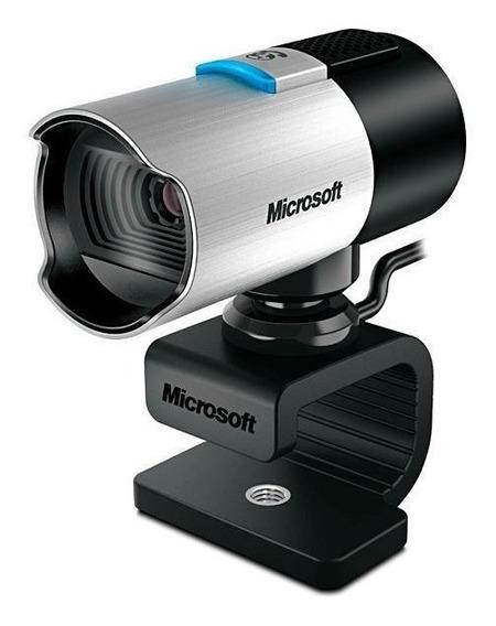 Webcam Microsoft Lifecam Studio 1425 Q2f-00013 Gravação1080