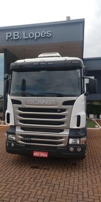 Scania R440 6x4 - Mola