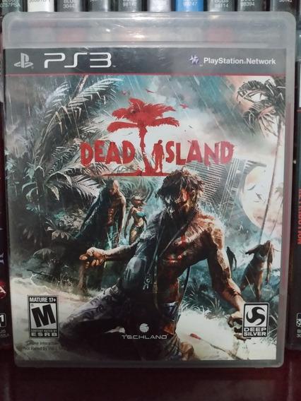 Dead Island Ps3 Original Completo   Parcelamento Sem Juros