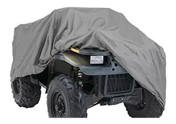 Funda Cobertor Impermeable Cubre Cuatriciclo Multicapa Large