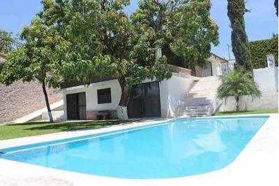 Hermosa Residencia A Orilla Del Lago, Tequesquitengo Morelos