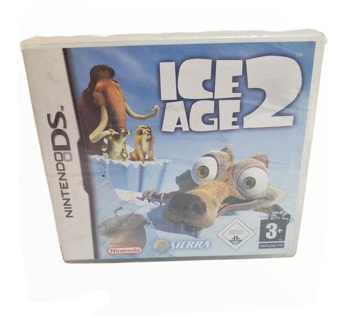 Imagen 1 de 4 de Juego La Era De Hielo 2 Ice Age Físico Sellado Nintendo Ds