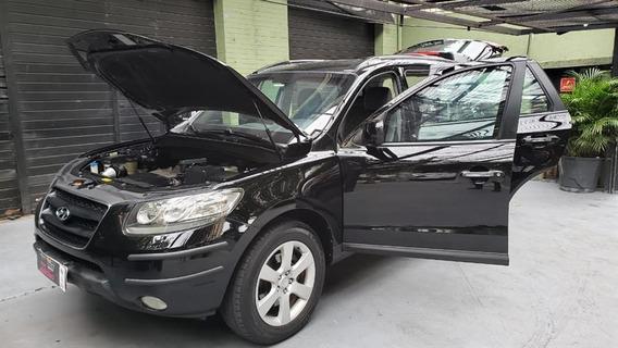 Hyundai Santa Fe Gls 2.7 V6 2008 Automática Blindada