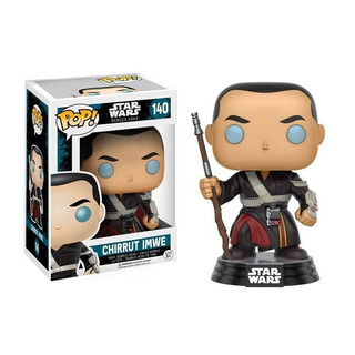 Funko Pop! Star Wars- Chirrut Imwe 140. Disney