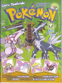 Álbum Figurinhas Pokémon 2010 - Completo - Para Colar