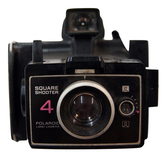 Máquina Fotográfica Polaroid Square Shooter 4