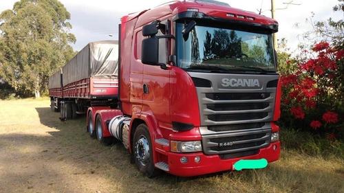 Imagem 1 de 14 de Scania - R 440 / 2014