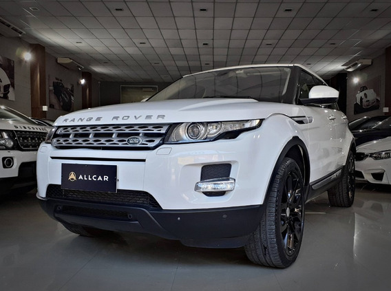 Land Rover Evoque Prestige C/ Teto Solar 2.0. Branco 2014/15