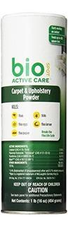 Bio Spot Active Care Polvo Para Tapicería Y Alfombra Para Pu