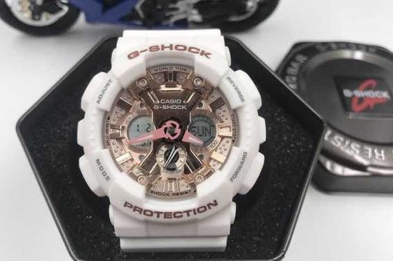 Relógio Casio Gshock Ga120 Frete Grátis
