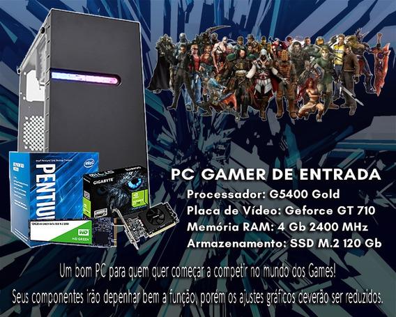 Pc Gamer De Entrada - Dvc Shop
