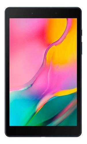 """Imagen 1 de 3 de Tablet  Samsung Galaxy Tab A 2019 SM-T515 10.1"""" con red móvil 32GB black con 2GB de memoria RAM"""