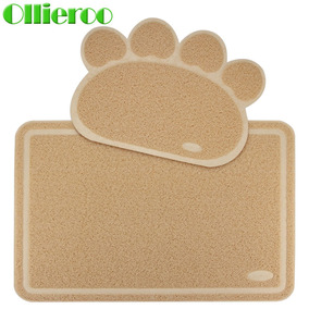 Ollieroo Premium Tamaño Jumbo Cat Camada Mat... (beige)