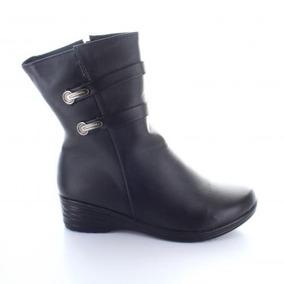 Botin Para Mujer Furor 14065-051554 Color Negro