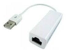 Convertidor Adaptador Ethernet Lan Usb 2.0 Rj45 Red