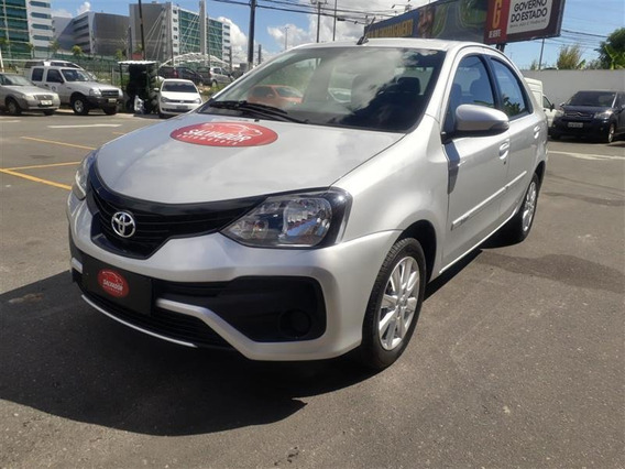 Toyota Etios 1.5 X Plus 16v Flex 4p Automático 2018/2019