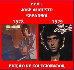 Cd 2 Lps Em 1 Cd - José Augusto Em Espanhol - 1978 & 1979
