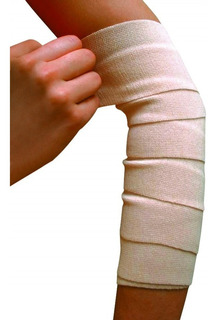 Atadura Elastica Bandagem 15x120 Bc0110 Mercur