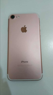 iPhone 7 Rose Com 256gb