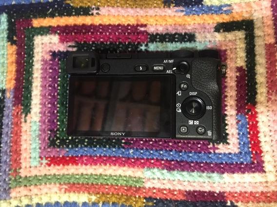 Camera Sony A6300 Semi-nova, Somente O Corpo