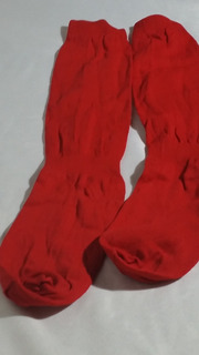 Par Calceta Roja Lycra