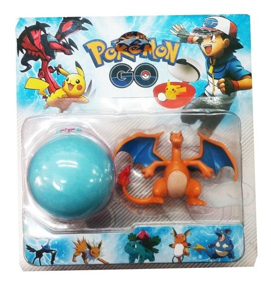 Set Bolas Pokemon Figuras Juguete Niños