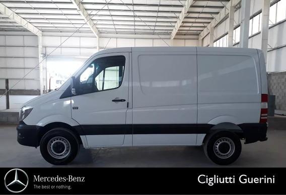 Camioneta Sprinter Furgon 411 Aa Mercedes Benz 0km