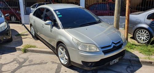 Citroën C4 Vendo Nafta Y Gnc Fu