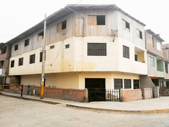 Remato Casa- Avenida- Esquina- Área 190m2- Villa El Salvador