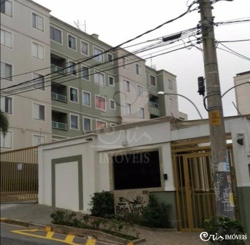 Apartamento Em Parque São Vicente - Mauá - Sp - Av02/a172