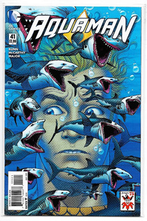 Aquaman Vol 5 #41 Variante Joker Walter Simonson