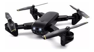 Drone Led Plegable Wifi Camara Dual Hd 1080p Funcion Sigueme