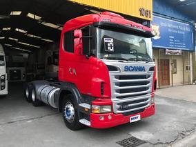 Caminhão Scania G380 6x2 2010 Un.dono