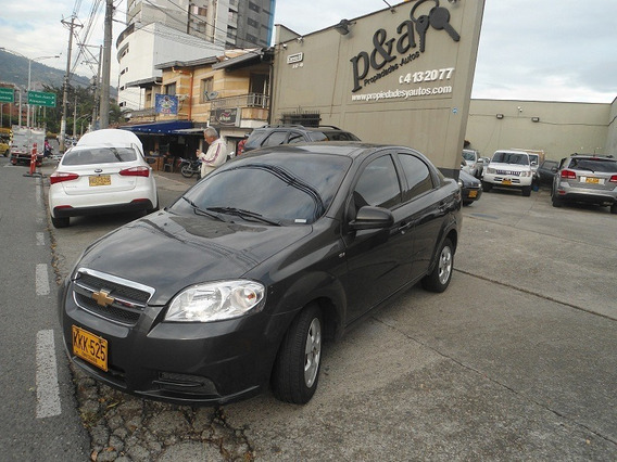 Chevrolet Aveo Emotion 1.600cc 2012