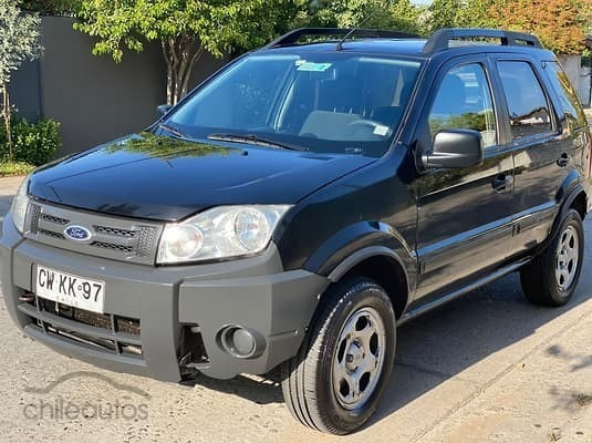 Ford Ecosport 2011 Impecable Oportunidad
