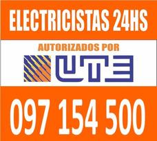 Electricista A Domicilio Urgencias Pocitos Cordon 24 Hrs Ute