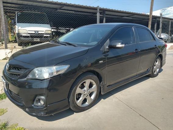 Toyota Corolla 1.8 Xrs 2013 Gnc