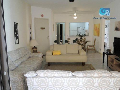Imagem 1 de 15 de Apartamento A Venda Praia Das Pitangueiras - Guarujá - Ap4514