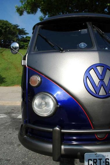 Volkswagen Kombi 72 Tunada Cine