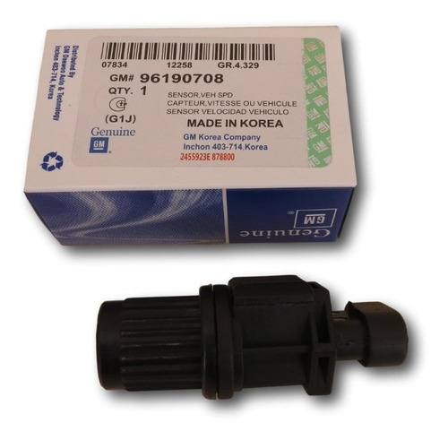 Imagen 1 de 1 de Sensor Kilometraje Chevrolet Aveo Optra Corsa Spark Cielo 3p
