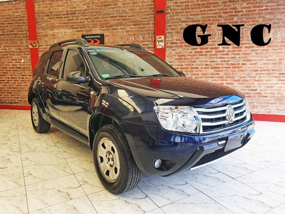Renault Duster Confort Plus 1.6 2013 Gnc