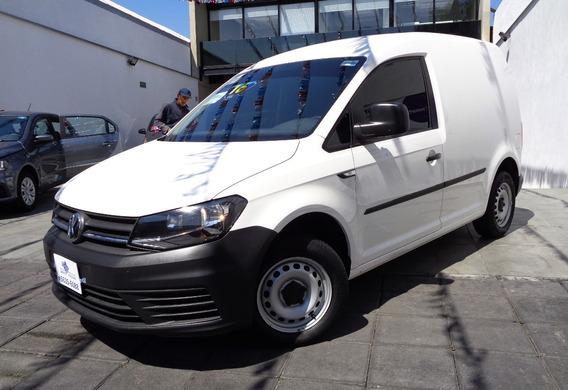 Volkswagen Caddy Tdi Cargo Van Standar Mod.2016