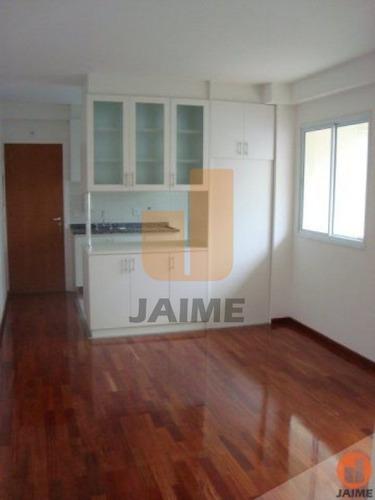 Apartamento Para Locação No Bairro Bela Vista Em São Paulo - Cod: Ja8130 - Ja8130
